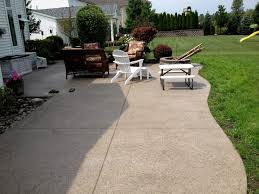 Exposed Aggregate Patio Pictures by Blount Construction Co Exposed Aggregate