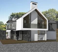 Home Design Group Northern Ireland Nest Architects Cookstown Northern Ireland Modern Vernacular