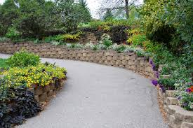 Retaining Wall Patio Design Backyard Retaining Wall Ideas And Terraced Gardens