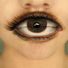 halloween illusion this optical illusion makeup make just blow your mind photos