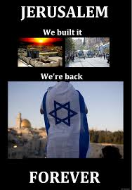 Israel Memes - kerry palestinian capital in jerusalem and a mike report meme