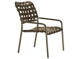 Stackable Patio Chairs Stackable Patio Set Cross Aluminum Dining Chair Stackable