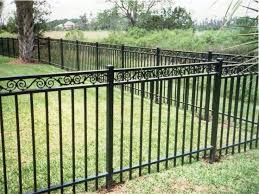 9 best wrought iron fencing images on fencing wrought