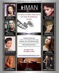 find makeup artists hair and makeup artist network helps freelance artist navigate the