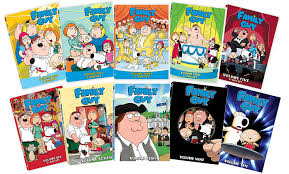 family guy amazon com family guy volume 1 10 collection movies u0026 tv