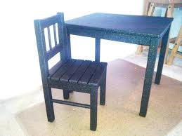 Kids Farmhouse Table Furniture Kids Table And Chairs Set Awesome Childrens Table And
