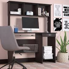 How To Choose Or Build The Perfect Desk For You by Hutch Desks You U0027ll Love Wayfair