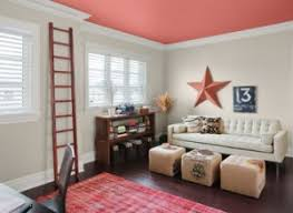 ceiling paint create a unique ambiance with ceiling paint texas