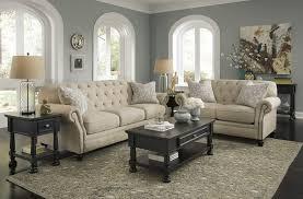 kieran natural sofa u0026 loveseat 44000 38 35 living room