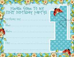 kids birthday invite template kid birthday invitation templates