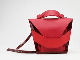 Bag Design Linda Sieto Does It Again With Undertone Leather Bags Design Milk