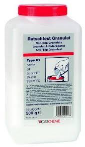treppen rutschfest machen sicherheits bodenbeschichtung vosschemie rutschfest granulat r1