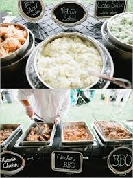 Casual Wedding Ideas Backyard Best 25 Backyard Wedding Foods Ideas On Pinterest Fall Wedding