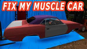 auto junkyard escondido fix my car classic muscle 2 android walkthrough u0026 gameplay hd