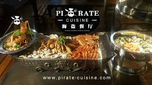 pirate cuisine