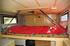 cabover mattress www trailerlife com
