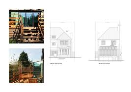 golders green barnet nw11 house extension design elevations