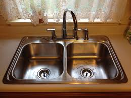 How To Caulk A Kitchen Sink Amazing How To Change Kitchen Sink Faucet Home Design Planning