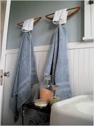 15 cool diy towel holder ideas for your bathroom 15