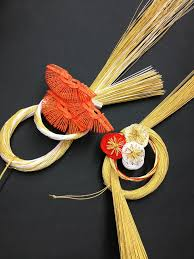 Make Japanese New Year Decorations by