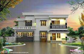 Low Cost Home 1949 Sq Ft 4 Bed Low Cost Home In Different Look Kerala Home