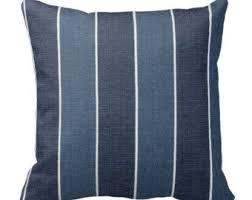 Patio Pillow Covers Navy Grey Outdoor Pillows Outdoor Throw Pillows Patio