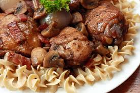 Main Dishes - coq au vin recipe the daring gourmet