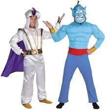 Genie Halloween Costume 74 Freaky Funny Couple Halloween Costumes Fun Rolling