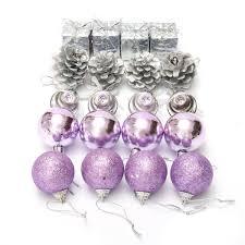 wholesale christmas tree decor ball buble mini gift box jingle