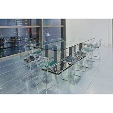 Glass Boardroom Tables Rectangle Glass Boardroom Table