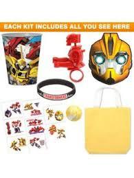 transformer party supplies transformers pinata kit transformers party supplies