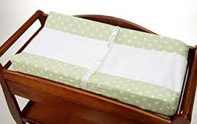 Changing Table Cover Nojo 2 Pack Dot Changing Table Cover Withivory