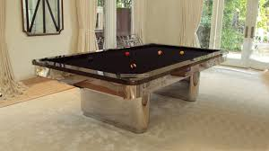 Pool Table Disassembly by Galaxy Contemporary Pool Table