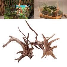 wood tree trunk driftwood aquarium fish tank plant