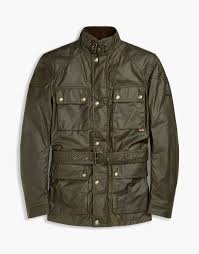 motocross leather jacket belstaff the roadmaster jacket official site