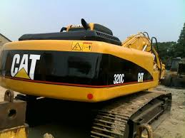 used caterpillar excavator 320c china trading company other