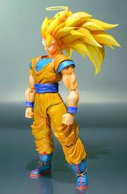 dragonball super saiyan 3 son goku figuarts action figure