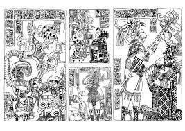 maya art british museum 10 mayans u0026 incas coloring pages for