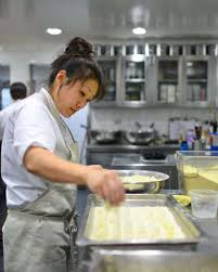 chef de cuisine katianna hong pioneers chef de cuisine at meadowood san