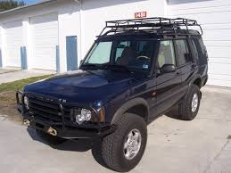 custom land rover lr2 voyager offroad disco ii standard roof rack mount up to 4 front