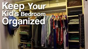 how to keep your kid u0027s bedroom organized youtube