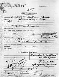 demande de naturalisation par mariage un livre du souvenir la naturalisation la naturalisation de