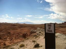 Bench Trail Utah Hike Of The Week Curtis Bench Trail In Goblin Valley State