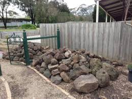 Rock For Landscaping by Landscaping Rocks In Melbourne Region Vic Gumtree Australia