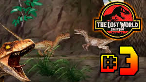 the lost world jurassic park raptor rules the lost world jurassic park ps1 ep 3 jurassic