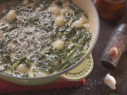 creamed kale with pearl onions recipe nancy fuller food network