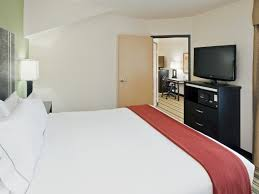 1 bedroom apartment suite at the holiday inn express hotel