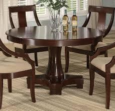 Round Pedestal Dining Tables Excellent Round Pedestal Dining Table Ashley Home Decor