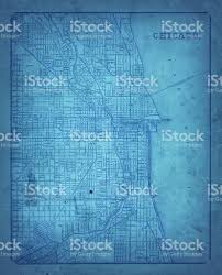 Map Of Chicago Il by Map Of Chicago 1870 Stock Vector Art 474249456 Istock