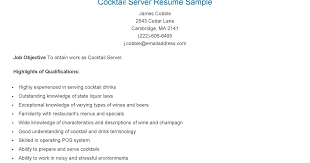 server resume sles cocktail waitress resume sles 28 images waitress resume